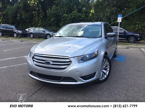 2019 Ford Taurus for sale in Seffner, FL