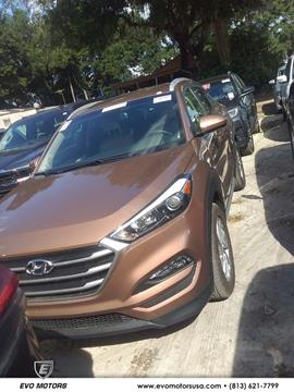 2017 Hyundai Tucson for sale in Seffner, FL