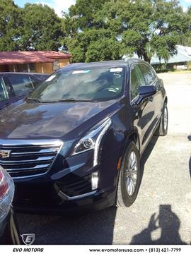 2017 Cadillac XT5 for sale in Seffner, FL