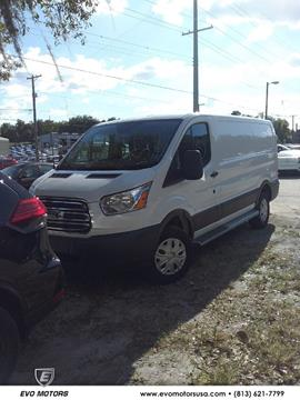 2018 Ford Transit Cargo for sale in Seffner, FL