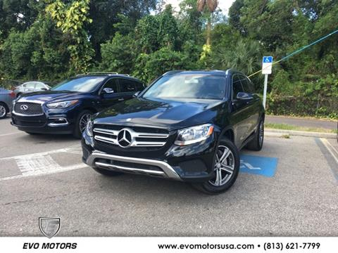2016 Mercedes-Benz GLC for sale in Seffner, FL