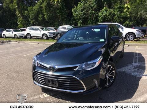 2018 Toyota Avalon for sale in Seffner, FL