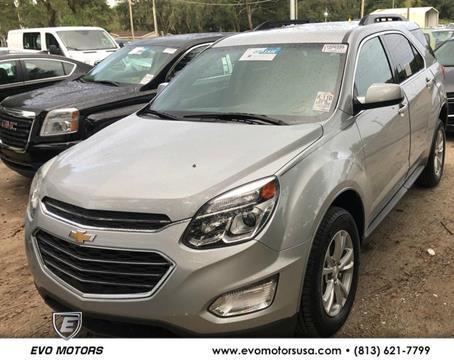 2016 Chevrolet Equinox for sale in Seffner, FL