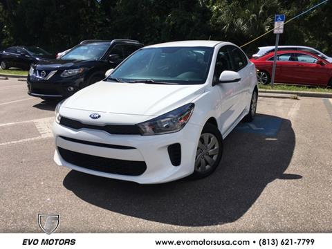 2019 Kia Rio for sale in Seffner, FL