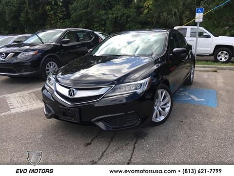 2017 Acura ILX for sale in Seffner, FL