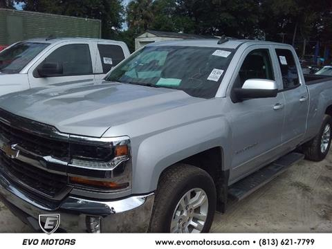 2017 Chevrolet Silverado 1500 for sale in Seffner, FL