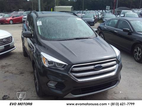 2017 Ford Escape for sale in Seffner, FL