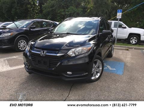2016 Honda HR-V for sale in Seffner, FL
