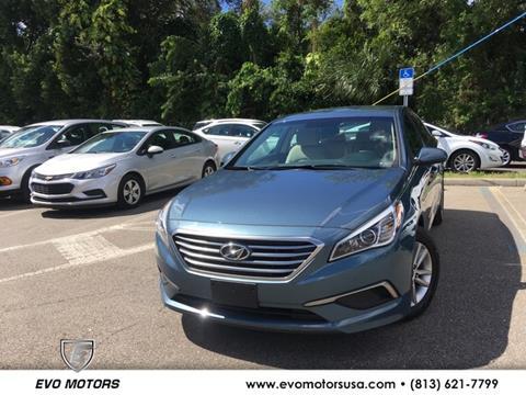 2017 Hyundai Sonata for sale in Seffner, FL