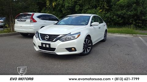 2016 Nissan Altima for sale in Seffner, FL