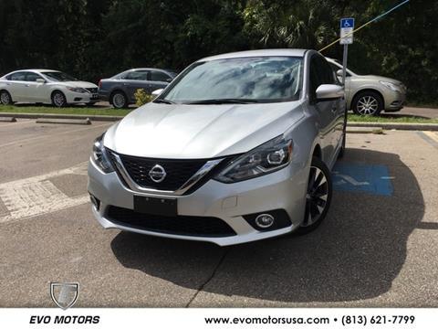 2016 Nissan Sentra for sale in Seffner, FL