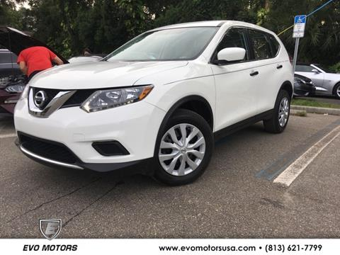 2016 Nissan Rogue for sale in Seffner, FL