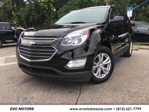 2017 Chevrolet Equinox for sale in Seffner, FL