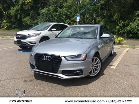 2016 Audi A4 for sale in Seffner, FL