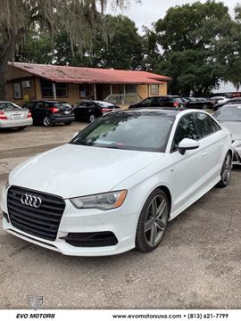 2016 Audi A3 for sale in Seffner, FL