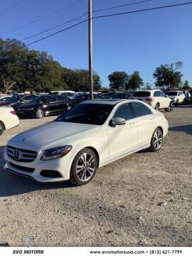 Mercedes Benz Of Tampa >> Used Mercedes Benz C Class For Sale In Tampa Fl