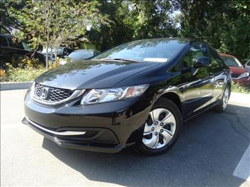 2013 Honda Civic for sale in Seffner, FL