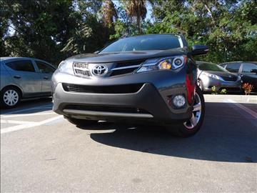 2015 Toyota RAV4 for sale in Seffner, FL