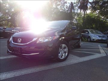 2013 Honda Civic for sale in Seffner, FL