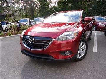 2013 Mazda CX-9 for sale in Seffner, FL