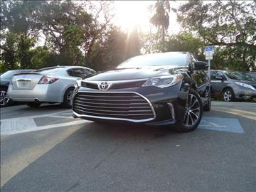 2016 Toyota Avalon for sale in Seffner, FL