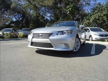 2014 Lexus ES 350 for sale in Seffner, FL
