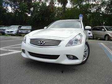 2015 Infiniti Q40 for sale in Seffner, FL