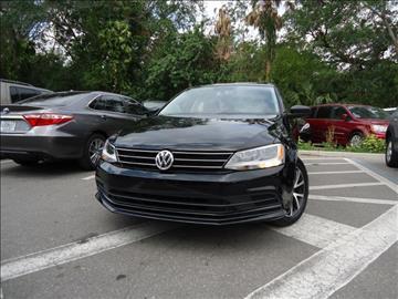 2016 Volkswagen Jetta for sale in Seffner, FL