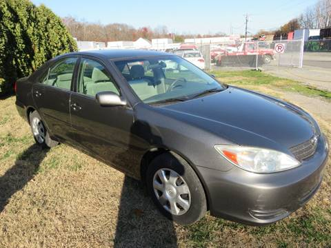 2004 Toyota Camry for sale in Hamilton, NJ