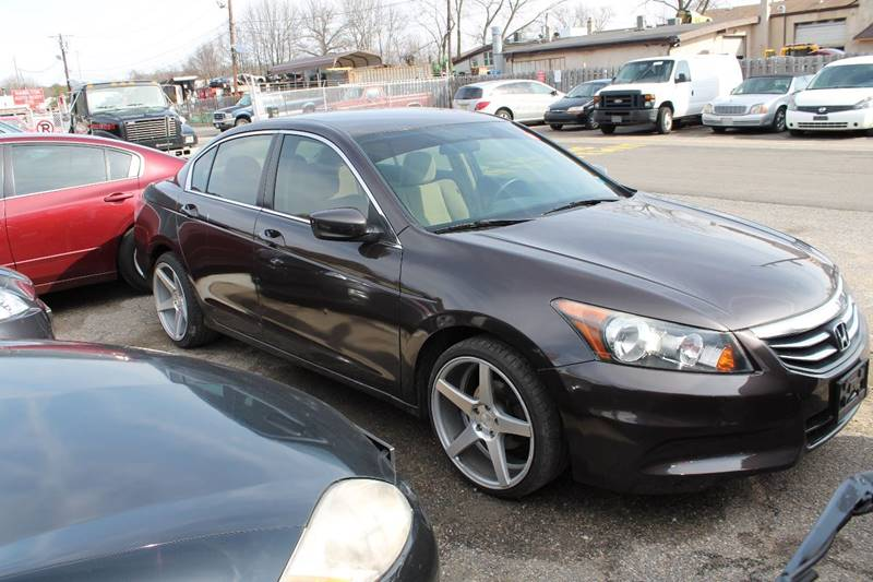 2011 Honda Accord LX P 4dr Sedan   Hamilton NJ