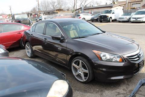 2011 Honda Accord for sale in Hamilton, NJ
