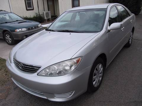 2005 Toyota Camry for sale in Hamilton, NJ