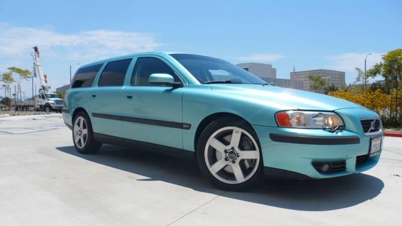 2004 Volvo V70 R Huntington Beach Ca Orange County California