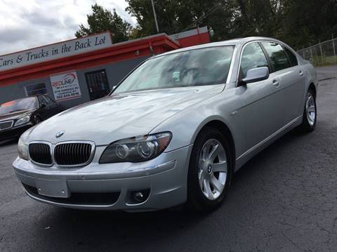 2007 BMW 7 Series for sale in Louisville, KY