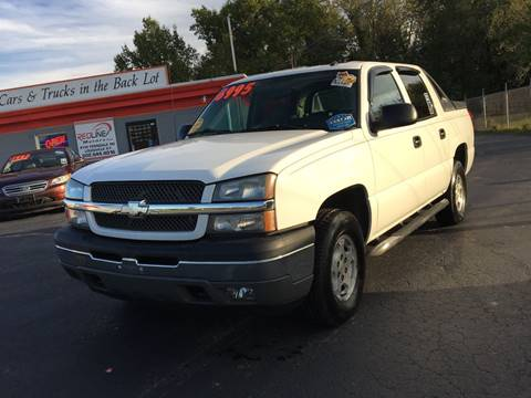 2005 Chevrolet Avalanche for sale in Louisville, KY