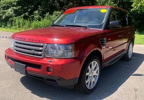 Louisville Land Rover >> Land Rover Range Rover Sport For Sale In Louisville Ky Redline