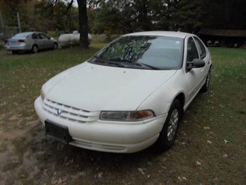 1998 Plymouth Breeze for sale in Stacy, MN
