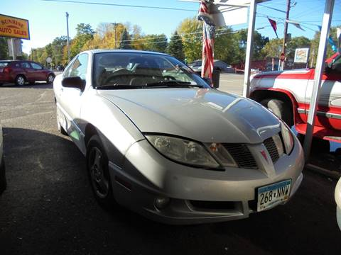 2004 Pontiac Sunfire for sale in Stacy, MN