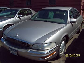 1997 Buick Park Avenue for sale at Sunrise Auto Sales in Stacy MN