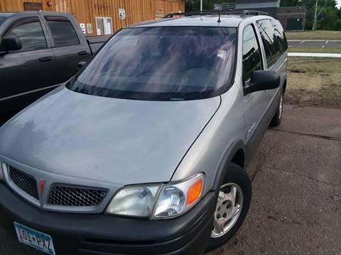 2001 Pontiac Montana for sale in Stacy, MN