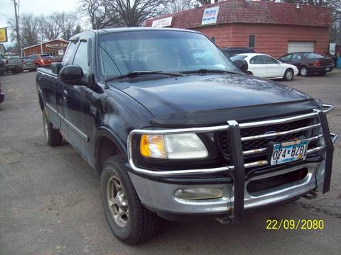 1996 Ford F-150 for sale in Stacy, MN