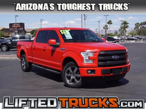 2016 Ford F-150 for sale in Phoenix, AZ