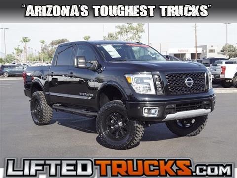 2018 Nissan Titan for sale in Phoenix, AZ