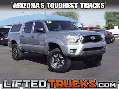 2014 Toyota Tacoma For Sale >> 2014 Toyota Tacoma For Sale In Phoenix Az