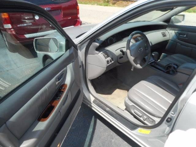 2002 Toyota Avalon XLS 4dr Sedan w/Bucket Seats - Poland OH