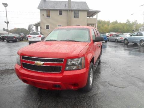 2008 Chevrolet Tahoe for sale in Poland, OH