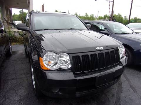 2009 Jeep Grand Cherokee for sale in Poland, OH