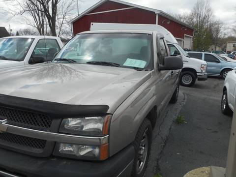 2003 Chevrolet Silverado 1500 for sale in Poland, OH