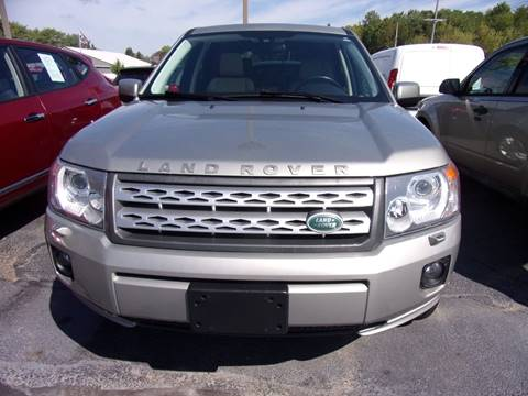 2012 Land Rover LR2 for sale in Poland, OH