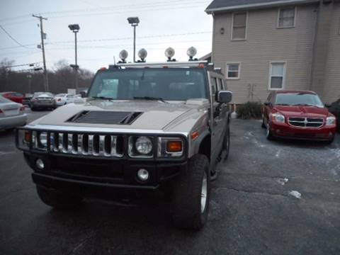 2003 HUMMER H2 for sale in Poland, OH